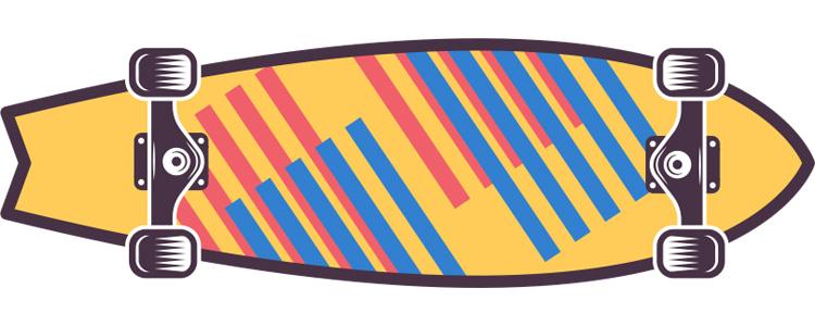 The Carve Skateboard