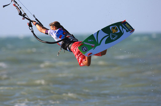 PKRA leaves ISA and joins International Kiteboarding Association