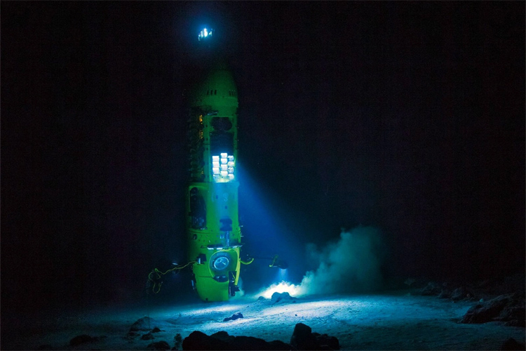 Challenger Deep: the lowest known point on the planet is located in the Pacific Ocean | Photo: Deepsea Challenge