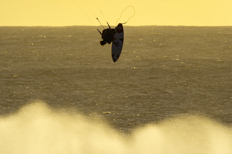 """Chapter One"" reveals the past, present and future of kiteboarding"