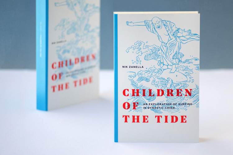 Children of the Tide: Nik Zanella studied Chinese in the late 1980s