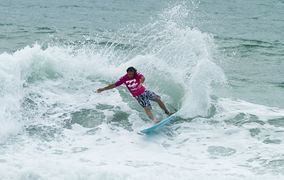Chris Malone: a Kiwi surfing star