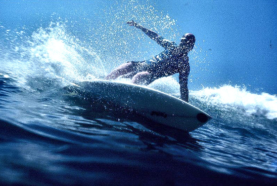 Chris O'Rourke: talented and troubled surfer