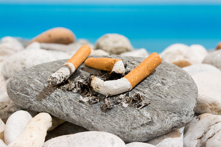Cigarettes: they affects lung capacity | Photo: Shutterstock