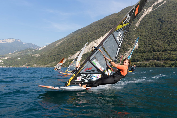 Circolo Surf Torbole: Italy's ultimate windsurf training arena