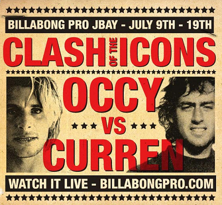 Clash of the Icons: do not mess between Curren and Occy