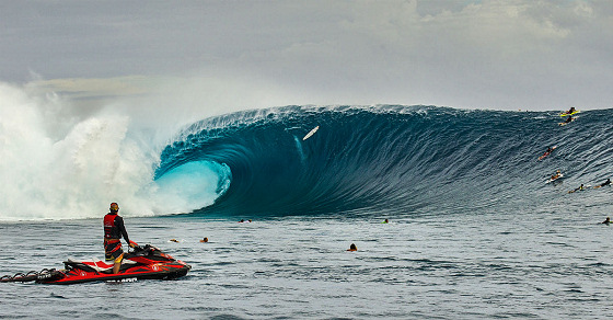 Cloudbreak: go Mark Healey | Photo: Joli
