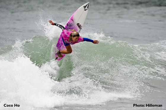 Coco Ho: what a great year, surfer girl
