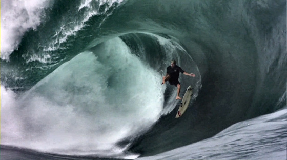 Teahupoo: where wipe outs are a national sport