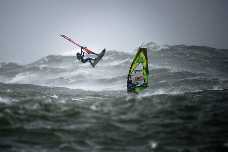 Windsurfing: why do we sail? | Photo: Marko/Red Bull