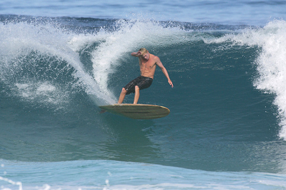 Colin Herlihy: friendly and passionate bodyboarder and surfer