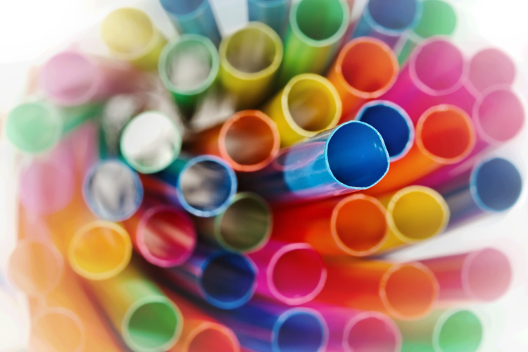 Plastic straws: banned from the UK by 2020 | Photo: Creative Commons