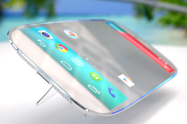 The Comet: a smartphone with fins?