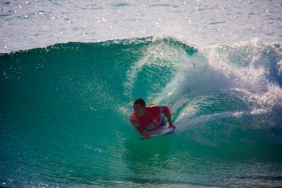 Corey McLean: rebel bodyboarder with a winning cause