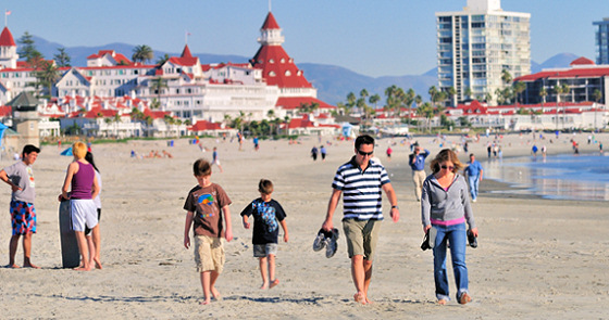 Coronado Beach: best US beach of 2012