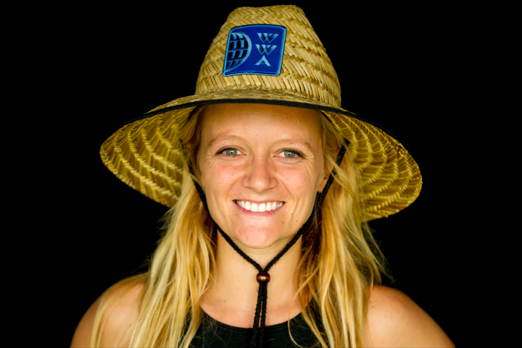 Corrie Wilson: smile, you're the new executive director of the World Wakeboard Association | Photo: WWA