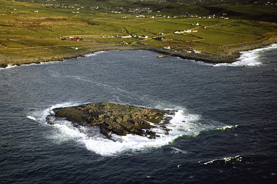 Crab Island and Doolin Point: another great wave under threat