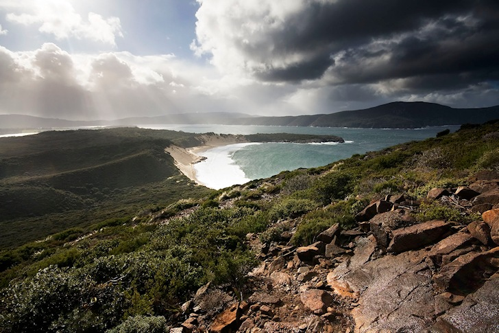 Crescent Head, Australia: the power of the elements