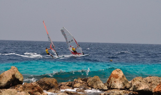 2010 Curacao Challenge: racing in the Caribbean