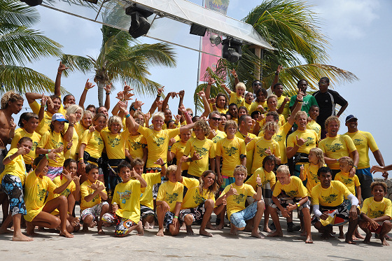 2010 Curacao Challenge: freestylers of the Caribbean