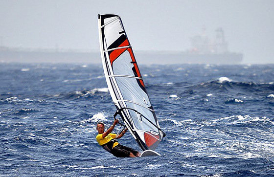 The Curacao Challenge: plenty of wind available