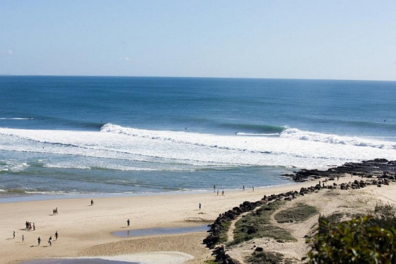 Currumbin Alley: a perfect spot in Australia | Photo: Alley Boardriders