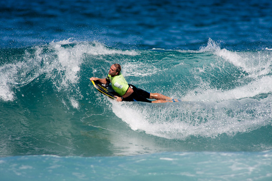 Damian King: Soldiers Beach king of bodyboarding