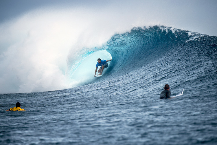 Dane Reynolds: surfing like a pro | Photo: WSL/Kirstin