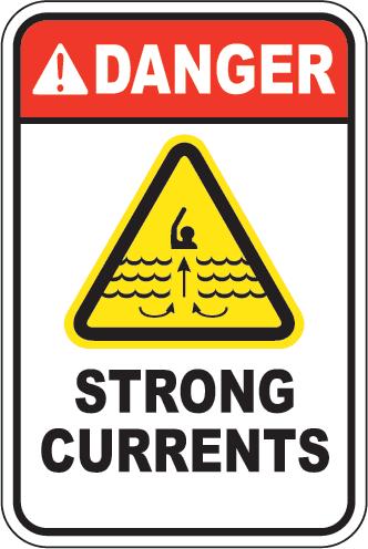Danger: Strong Currents