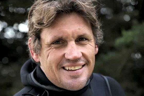 Darryl Flea Virostko: big wave surfer and big life rescuer