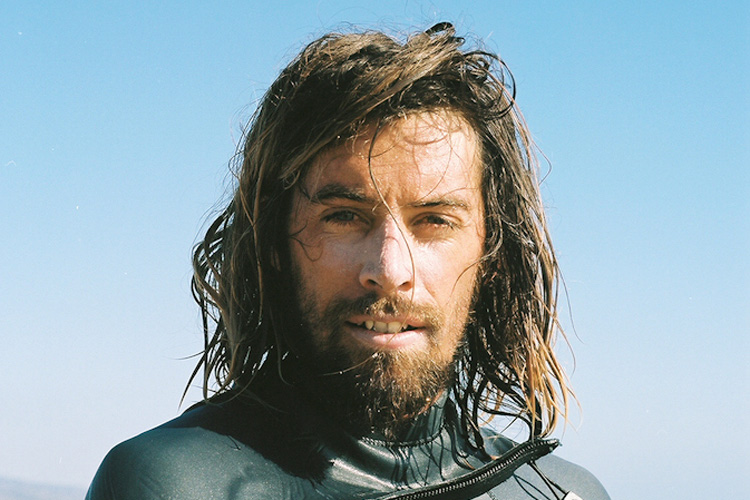 Dave Rastovich: the long surfer hairstyle