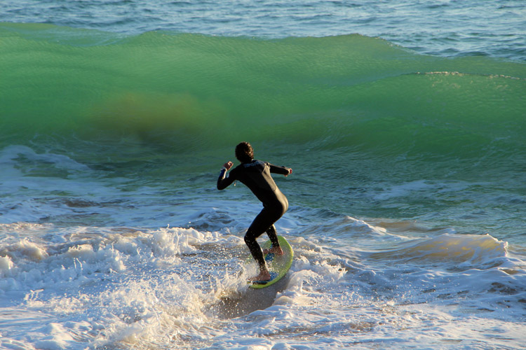 David Marques: fear is the enemy of evolution | Photo: SurferToday