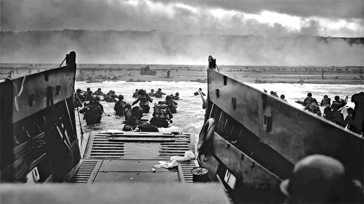D-Day: the surf forecasters helped decide D-Day for Operation Overlord