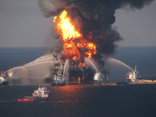 Deepwater Horizon tragedy: surfing is seriously threatened in the US East Coast
