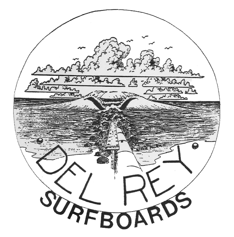 Del Rey Surfboards: Playa del Rey was one of the best surf spots in the Los Angeles area in the 1960s