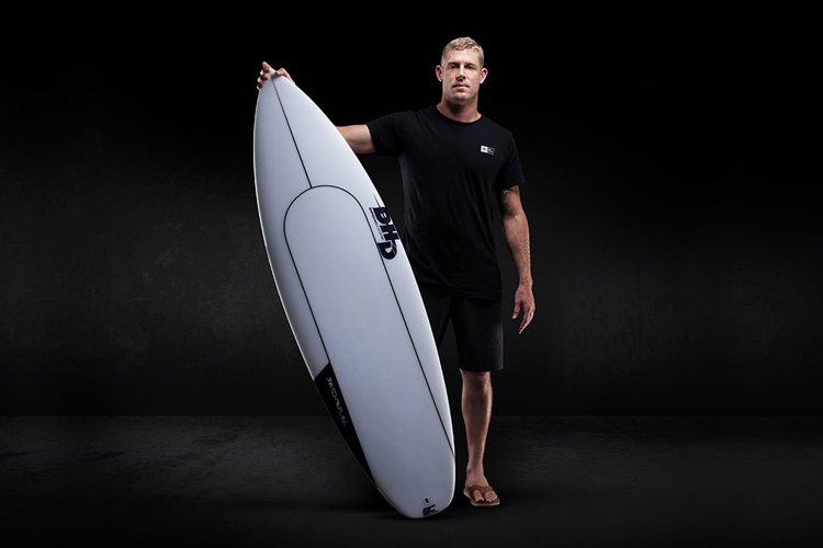 EpoxyCore by DHD: Mick Fanning loves it | Photo: DHD