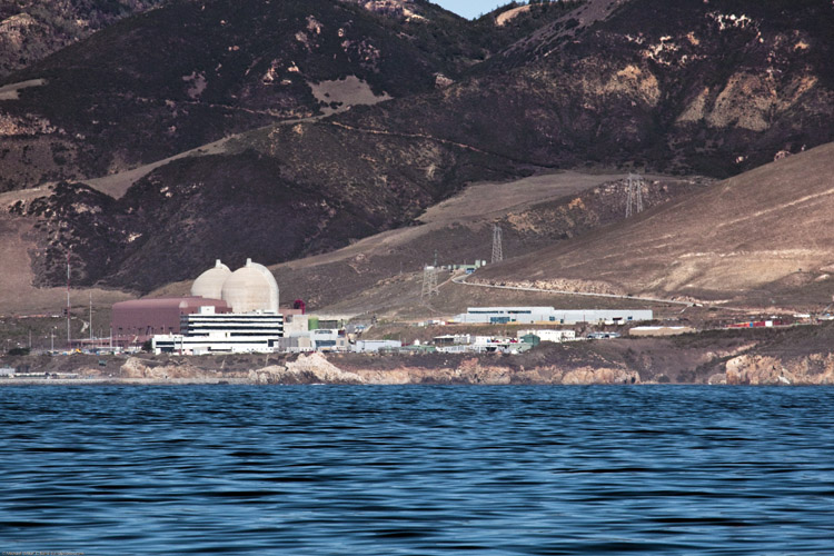 Diablo Canyon Power Plant: California's nuclear reactor | Photo: Michael L. Baird/Creative Commons