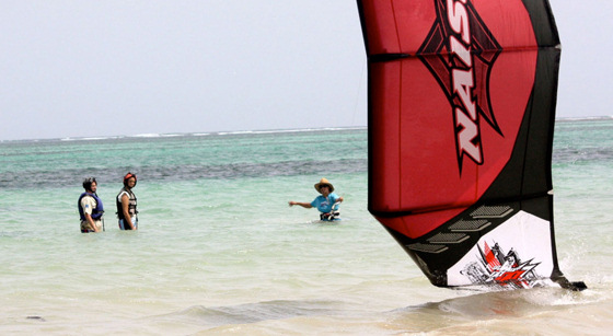 Diani Beach: relax and enjoy the winds