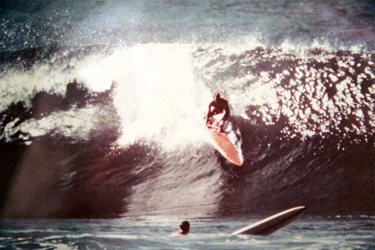Dick Catri: the first East Coast surfer to surf Pipeline and Waimea