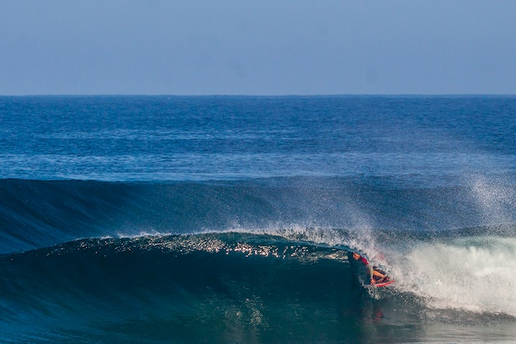 Sintra: a classic event in the pro bodyboarding circuit | Photo: Sintra Portugal Pro