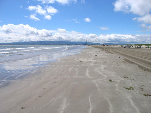 Dollymount beach