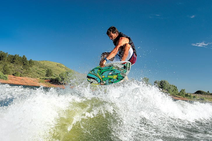 Dominic Lagace: he stormed the 2014 MyWake Global Challenge | Ph