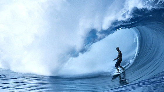 John John Florence: finishing the undone work