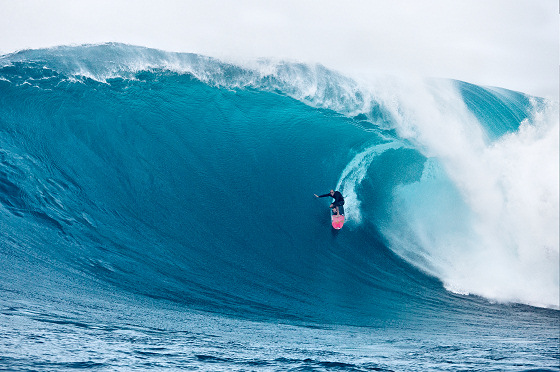 Shane Dorian: big wave tube master