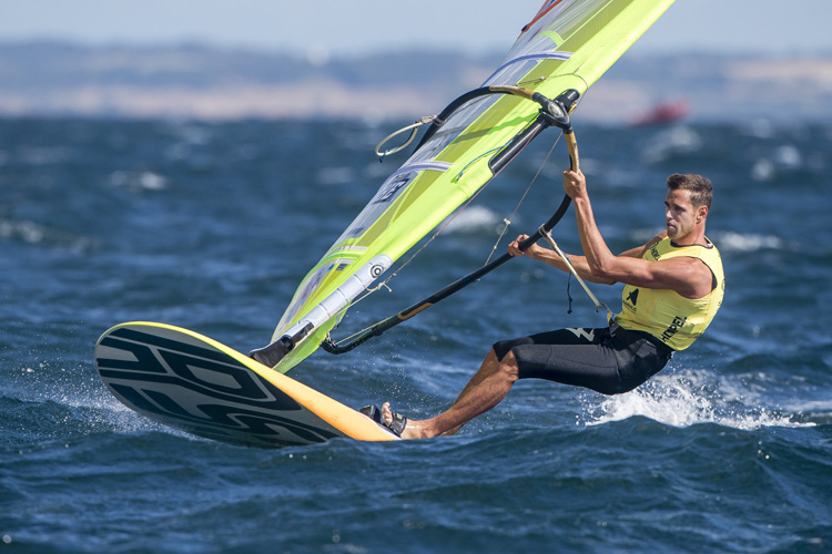 Dorian van Rijsselberghe: he is ready for Tokyo 2020 | Photo: World Sailing