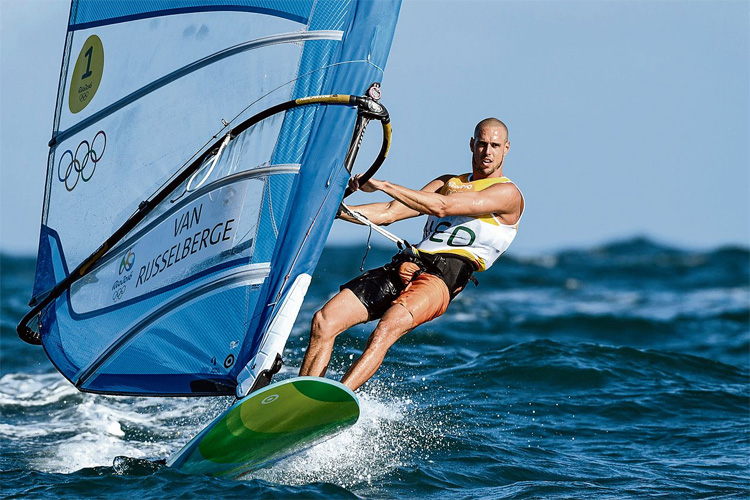 World Sailing Council rejects RS:X for Paris 2024