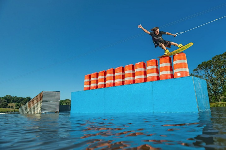 Drop The Gun: breaking the wakeboarding rules