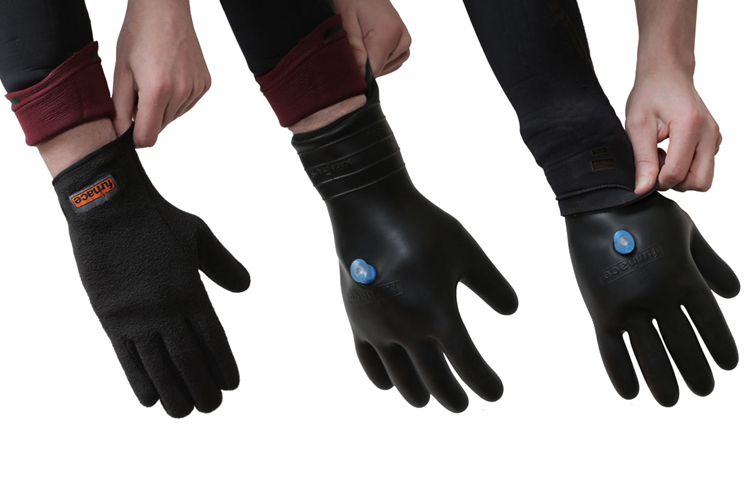Response Dry Glove 2: warm hands, pumped heart