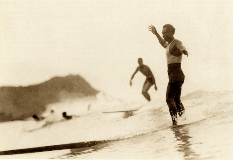 Duke Kahanamoku | Photo: Tom Blake