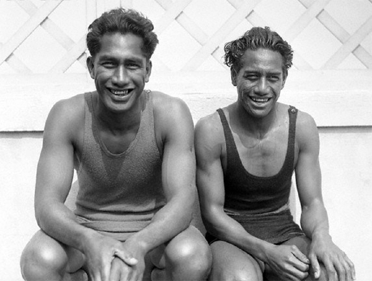 Duke Kahanamoku | Photo: Underwood Photo Archives